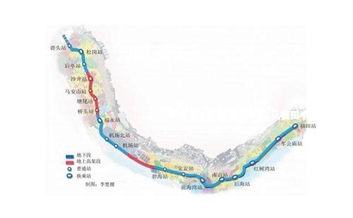 深圳地铁11号线不锈钢卫生间隔断