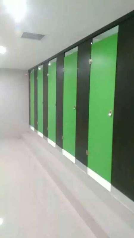 高端金属成品厕所隔断-防腐、防水、坚固