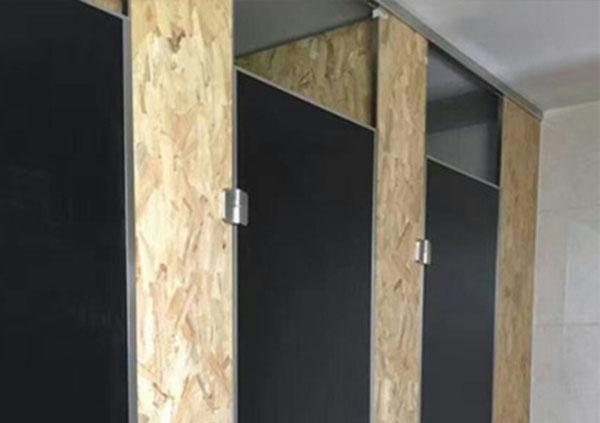大理石复合板卫生间隔断