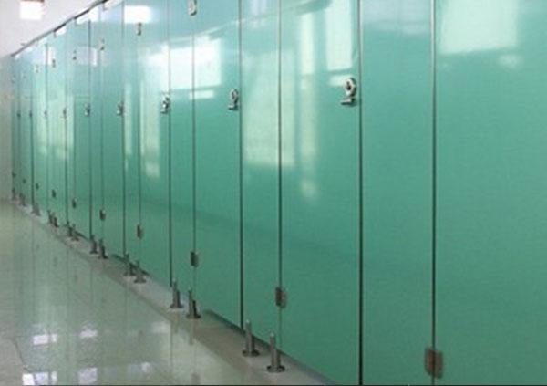 玻璃卫生间隔断